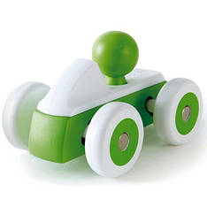 Машинка, зеленая