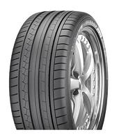 Шина Dunlop SP SportMaxx GT 235/65 R17 104 W AO (Летняя)