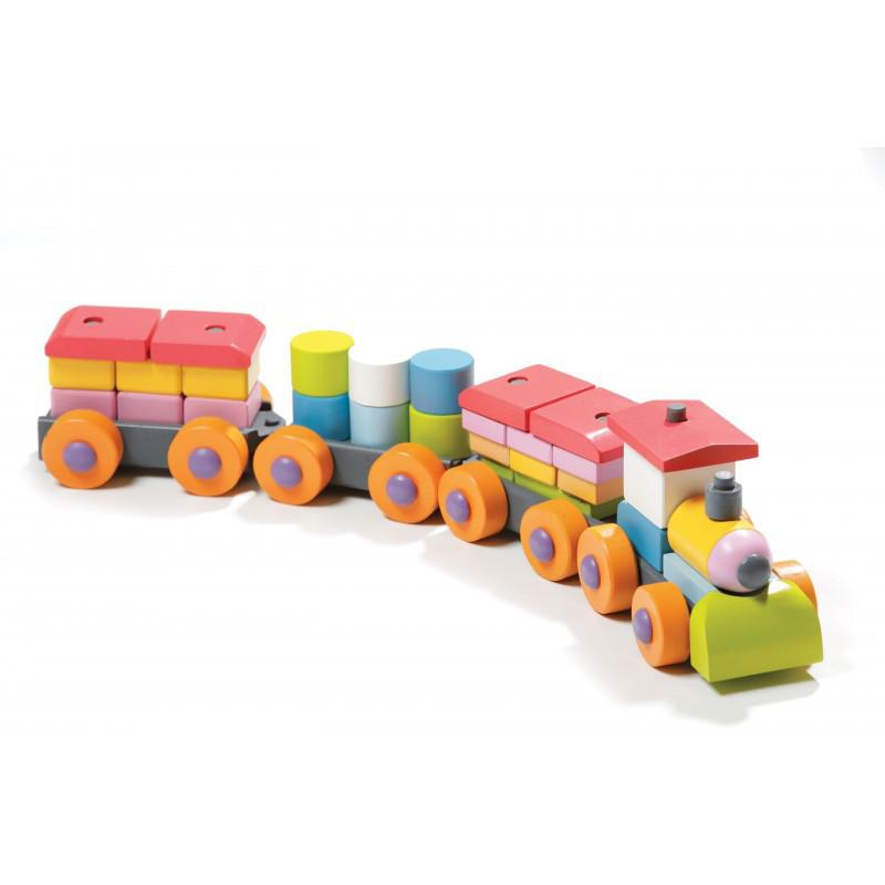 Поезд LP-1 (11681) Cubika
