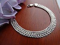 Браслет серебряный, фото 1