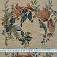 Гобелен ткань, цветочный принт, фото 3