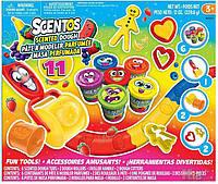 Набор массы для лепки 11 предметов Scentos 8463760455275