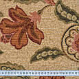 Гобелен ткань, рута, бежевый, фото 3
