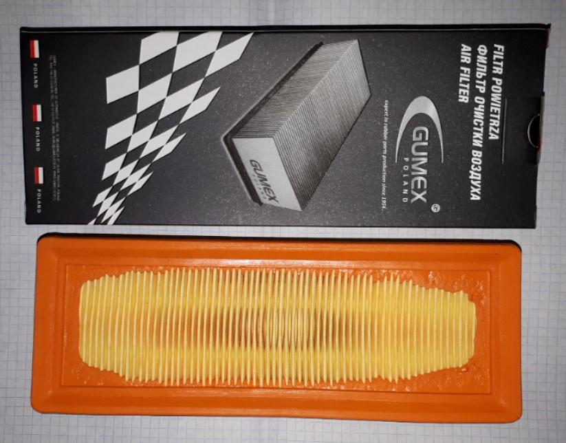 Фильтр воздушный Таврия Славута ЗАЗ 1102 1103 1105 инжектор Gumex