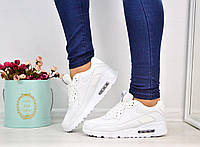 Кроссовки AESD цвет -Белый, материал-иск.кожа,под 3 см