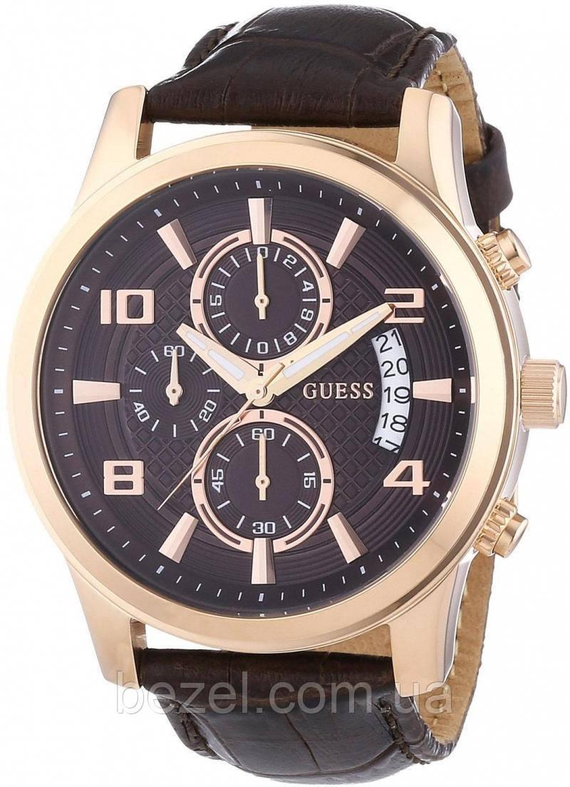 Мужские часы Guess W0076G4  продажа a9e02defc9fc7