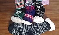 Носки на меху из овчины 25-30 и 28-31 рр - разные цвета --