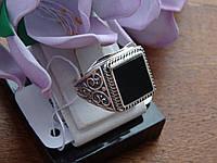 Печатка серебряная , фото 1