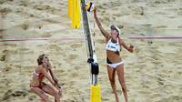 """Сетка пляжного волейбола """"Стандарт FIVB"""""""
