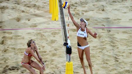 """Сетка пляжного волейбола """"Стандарт FIVB"""", фото 2"""
