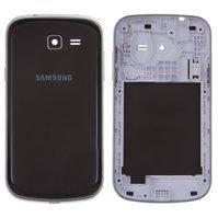 Корпус для мобільного телефону Samsung S7390, чорний