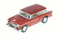 Металлическая модель kinsmart Chevy Nomad Красный