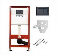 Инсталляционная система TECE Bace(9 400 001)+панель смыва TECE Now (9 240 403) черная