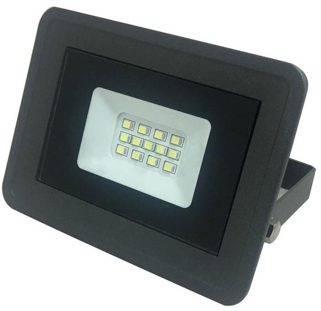 LED прожектор Biom SMD Slim 10W 6500K IP65