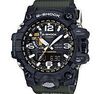 Мужские часы Casio G-SHOCK Mudmaster Triple Sens GWG-1000-1A3ER