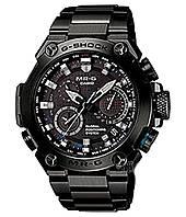 Мужские часы Casio G-SHOCK Solar Hybrid Titanium GPS MRG-G1000B-1A