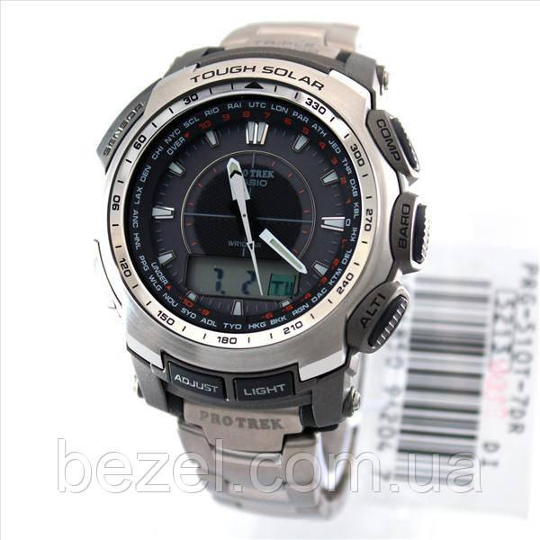 Мужские часы Casio Pro-Trek PRG510T-7