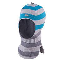 Шапка-шлем для мальчика  TuTu 10.арт.3-004282(44-48,48-52)