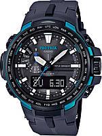 Мужские часы Casio Pro-Trek PRW-6100Y-1A В.