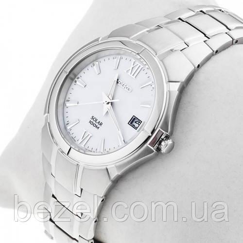Чоловічі годинники Seiko SNE085P1 SOLAR
