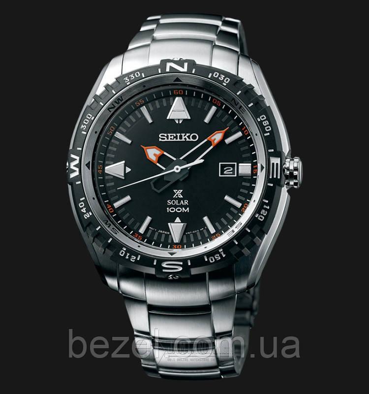 Мужские часы Seiko Prospex SNE421P1 SOLAR