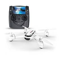 Квадрокоптер дрон HUBSAN H502S GPS FPV камера 720P