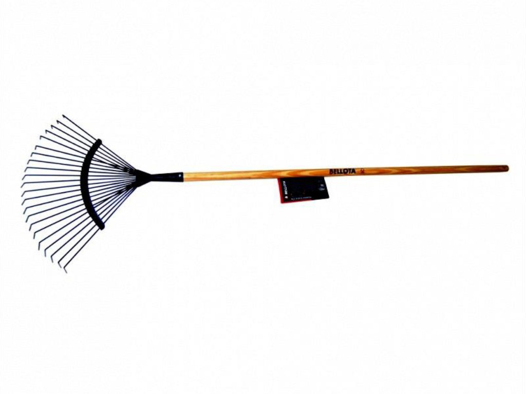 Грабли веерные 470 мм с держаком