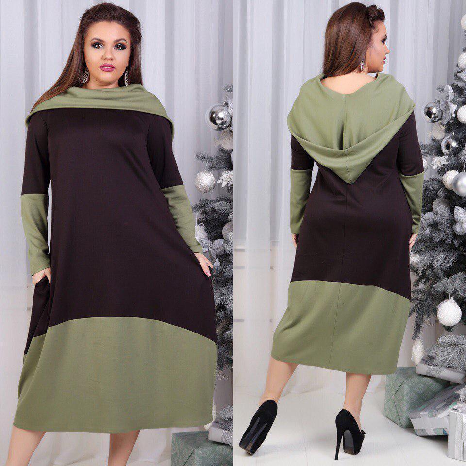 Интересное платье Индивидуальный пошив