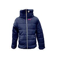 Велюровая куртка на девочку