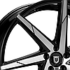 LEXANI CSS-7 Gloss Black with Machined Face, фото 2