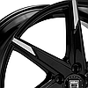 LEXANI CSS-7 Gloss Black with Machined Tips, фото 2
