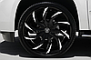LEXANI MATISSE Black with Machined Accents, фото 3