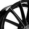 LEXANI PEGASUS Black with CNC Machined Grooves, фото 2