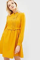 """Платье """"NILAN"""" желтый весна, фото 1"""