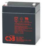 Батарея для ИБП 12В 5 Ач CSB  (HR1221W F2)