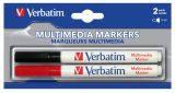Маркер для дисков Verbatim  44125, 2шт.