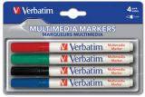 Маркер для дисков Verbatim 44120, 4шт.