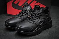 Кроссовки мужские Nike Air Huarache, черные (11591) размеры в наличии ► [  42 44  ] (реплика), фото 1