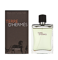 """Туалетная вода для мужчин hermes """"terre d'hermes"""" 100 ml  lp (копия)"""
