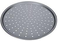 Форма для выпечки пиццы, перфорированная d-320 мм
