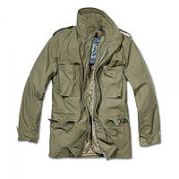 Куртка Brandit M-65 Classic OLIVE 65% полиэстер, 35% хлопок, M, фото 1