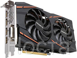 Gigabyte Radeon RX 580 Gaming 8GB GDDR5 256bit (1340/8000) (DVI, HDMI, 3 x Display Port) (GV-RX580GAMING-8GD)