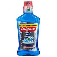 Ополаскиватель для рта Colgate Plax Ice (Свежая мята), 500 мл
