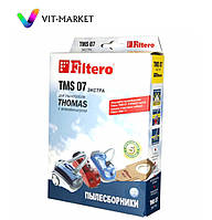 Мешок-пылесборник Filtero Экстра для пылесосов THOMAS код TMS 07