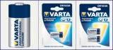 Батарейка CR-123A 1шт литиевая Varta  06205301401