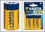 Батарейка D 2шт. Varta LongLife 04120101412