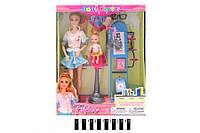 Кукла Доктор JX100-64 с аксесуарами