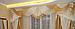Ламбрекен Комби со шторами в зал, фото 2