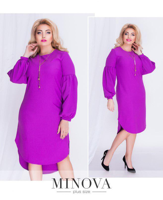 Платье нарядное 48-56