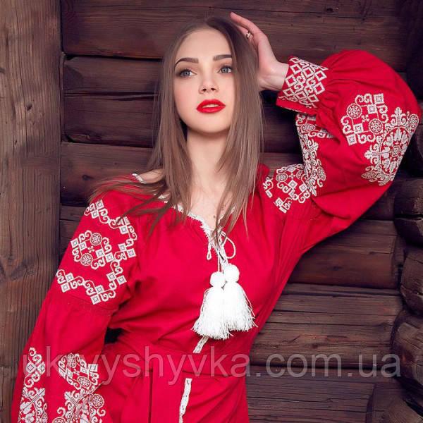 e88244cf538644 Квітуча вишиванка - вишиванки 2018, жіночі вишиті плаття, вишиті ...
